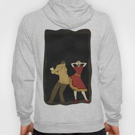 Free Style Dance Party Hoody