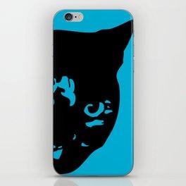 Tortoiseshell Kitty iPhone Skin