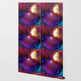 Bat Nebula  Wallpaper