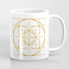 Golden Splash Mug