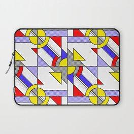Pop Art Pattern Laptop Sleeve