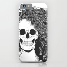 SKull GIrls 2 - Sea Navy iPhone 6s Slim Case