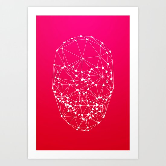 Ceremony 02. Art Print