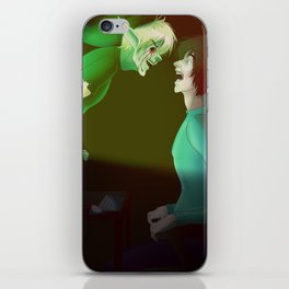 BEN DROWNED Vists iPhone Skin