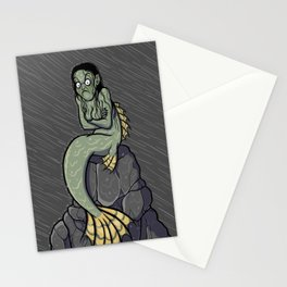 Vexed Siren Stationery Cards