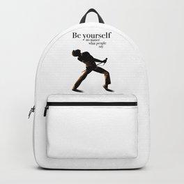 Freddie Mercuri Poster Backpack