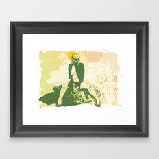 Tusken Layder Framed Art Print