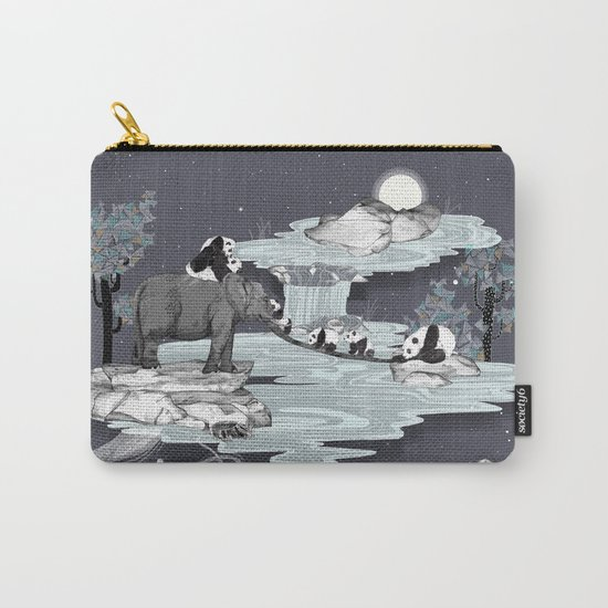 Dreamscape Carry-All Pouch
