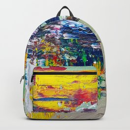 Equestria: Exciting Countryside Abstract Backpack