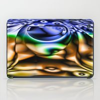 lsd iPad Cases featuring LSD by Robin Curtiss