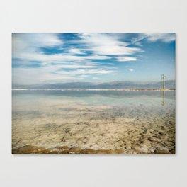 Dead Sea #2 Canvas Print