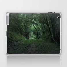 green portal Laptop & iPad Skin