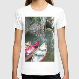 Journey to the Underworld via Belize Cave T-shirt