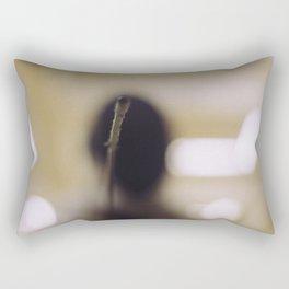Foil Fencer Rectangular Pillow