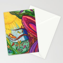 Butterfly Bliss Stationery Cards
