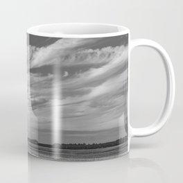 dramatic sunset Coffee Mug