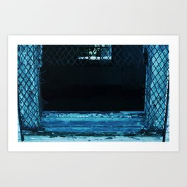 A Window Art Print