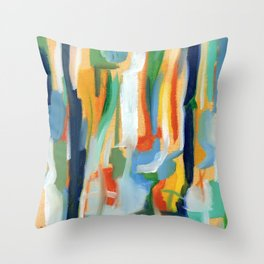 Who am I Without Them? Throw Pillow
