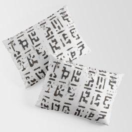 Sacral Space Glyphs I Pillow Sham