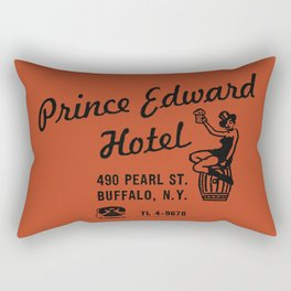 the Prince Edward Hotel Rectangular Pillow