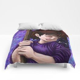 Kiki and Jiji Comforters