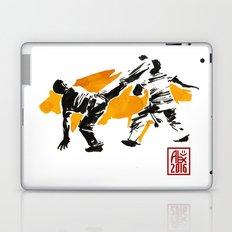 Capoeira 1018 Laptop & iPad Skin