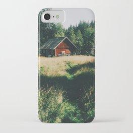 Swedish Idyll  iPhone Case