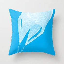 Those were the days... Throw Pillow