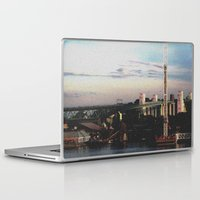 play Laptop & iPad Skins featuring PlaY by Christophe Chiozzi