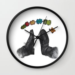 For ever boy Wall Clock