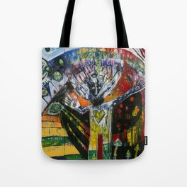 Permission to be Beautiful Tote Bag