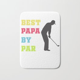 BEST PAPA BY PAR Bath Mat