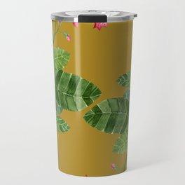 Sacred Plants Travel Mug