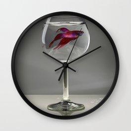 Fishy Wall Clock