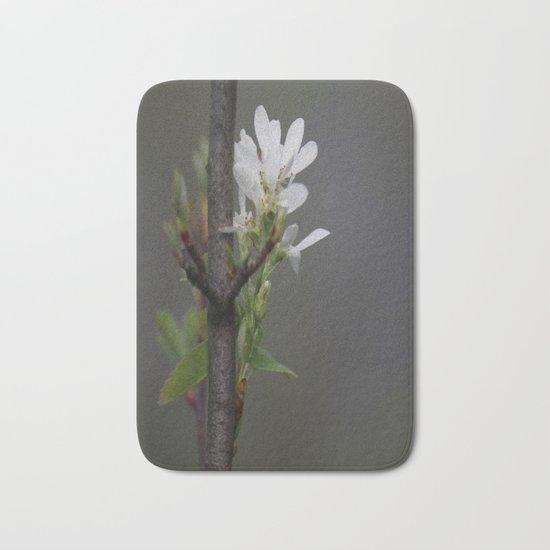 Twig and Blossom Bath Mat