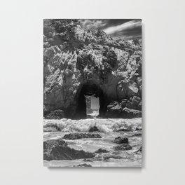 Pfeiffer Beach Metal Print