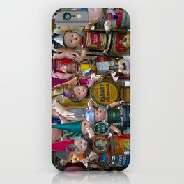 Play Time ... iPhone Case