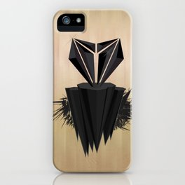 Black Love iPhone Case