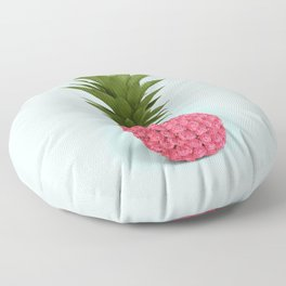 PINEAPPLE ROSES Floor Pillow