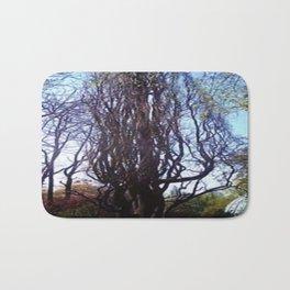 Big hazelnut - shrub. Bath Mat