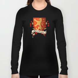 King's Champion - Lioness Shield Long Sleeve T-shirt