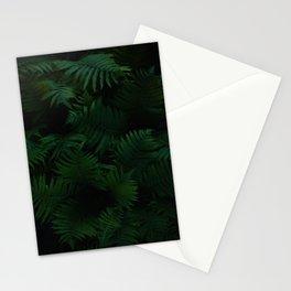 Dark Ferns Stationery Cards