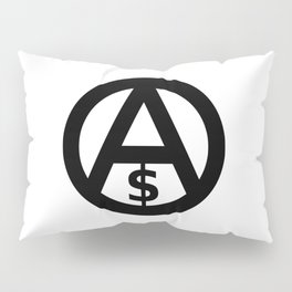 Anarcho-Capitalism Pillow Sham