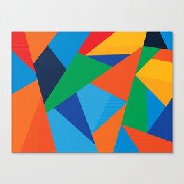 Fracture Canvas Print