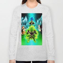 Dragon Ball Supero Movie Broly Long Sleeve T-shirt