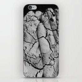 Disintegration iPhone Skin