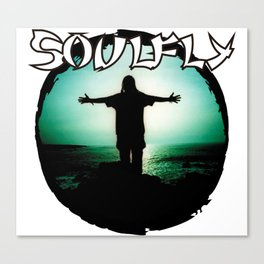 Soulfly Soulfly Canvas Print
