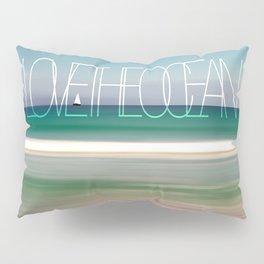 LOVE THE OCEAN II Pillow Sham