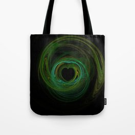 Valentine's Fractal VIII - Dark Tote Bag