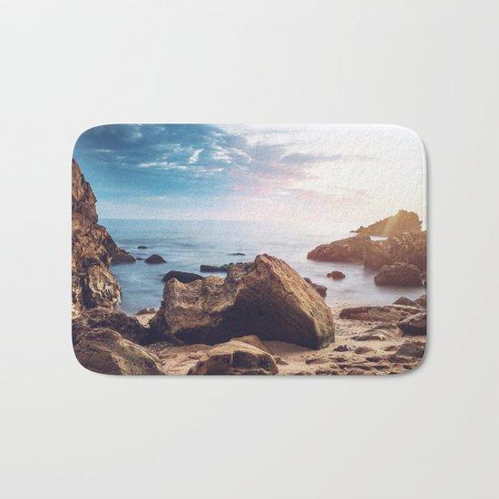 Ocean Rock Bath Mat